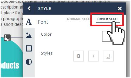 Customizing Button Hover State (Mouseover Effects) - Website